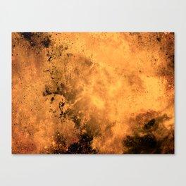 μ Garnet Star Canvas Print