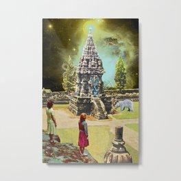 Path to Ascension Metal Print