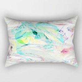 Vintage Fraktal Fantasy Rectangular Pillow