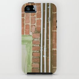station house, subdued iPhone Case