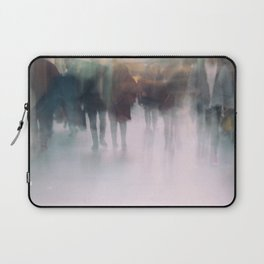 The Anonymous World We Live In Laptop Sleeve