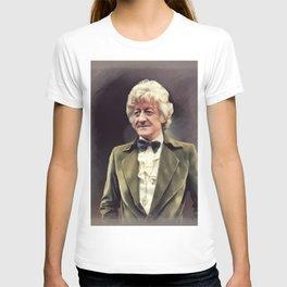 Jon Pertwee, Time Lord T-shirt