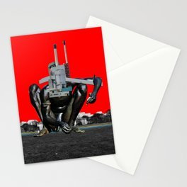 Modern Curse 3 Stationery Cards