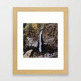 Drift Creek Falls Framed Art Print