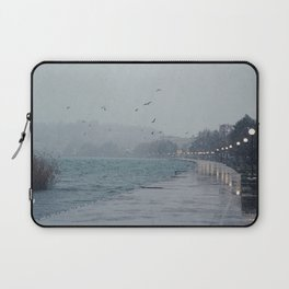 i think we are alone now Laptop Sleeve