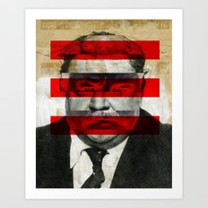 the truth is dead · don´t be evil Art Print
