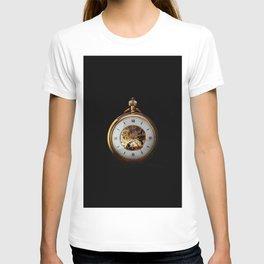 vintage clock_24 T-shirt
