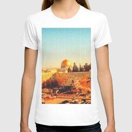 Old City of Jerusalem, 2004 T-shirt