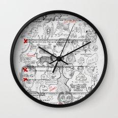Forgot To Study Wall Clock