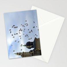 Flock of Birds Stationery Cards