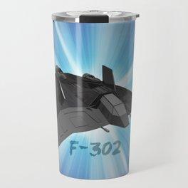 F-302 design 2 Travel Mug