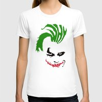 the joker T-shirts featuring Joker by The Artist
