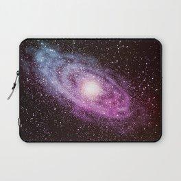Spiral galaxy Laptop Sleeve