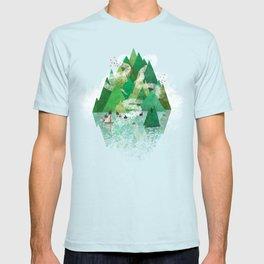 Mysterious Island T-shirt