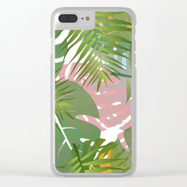 Tropical Morning #society6 #buyart Clear iPhone Case