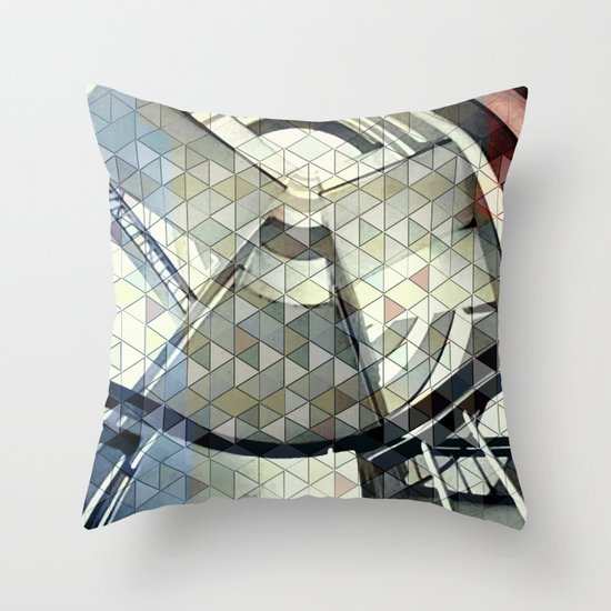 Well of dreams Throw Pillow
