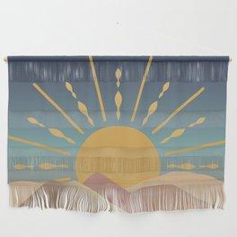 Sun Art Wall Hanging