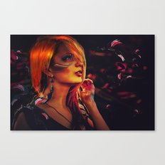 Reunion Fantasy Canvas Print