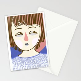 Hmm Stationery Cards