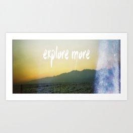 Explore more 2.0 Art Print