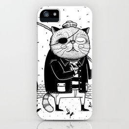 Fishercat iPhone Case