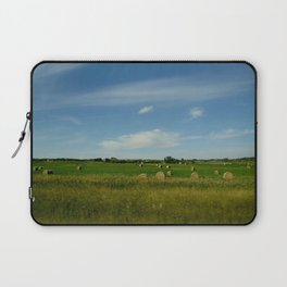Summertime in WaterValley Laptop Sleeve
