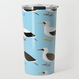 Booby Birds Travel Mug