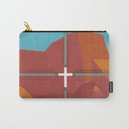Rancho De Taos Church Carry-All Pouch