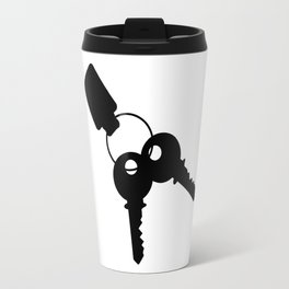 Keys And Fob Travel Mug