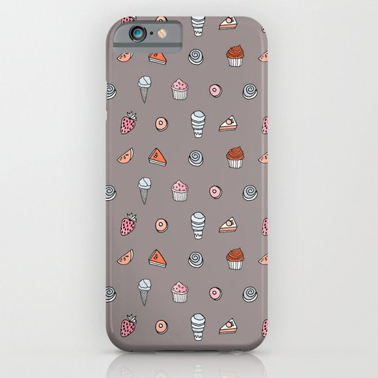 SWEET TOOTH pattern! iPhone & iPod Case