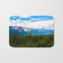 Bald Hills Hike in Jasper National Park, Canada Bath Mat