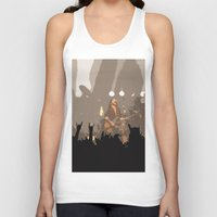 rock and roll Tank Tops featuring Motorhead Rock and Roll  by Premium