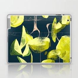 Lemon and lime Laptop & iPad Skin