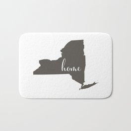 New York is Home Bath Mat