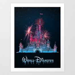 Castle of Dreams Art Print