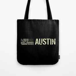 Black Flag: Austin Tote Bag