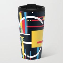 CENTRE w/black Travel Mug