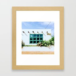 Southwest Bliss Framed Art Print