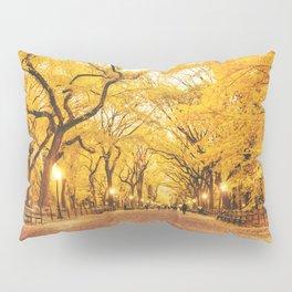 New York City Autumn Pillow Sham