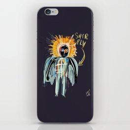 Super Fly iPhone Skin