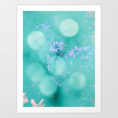 Sheer Delight Art Print
