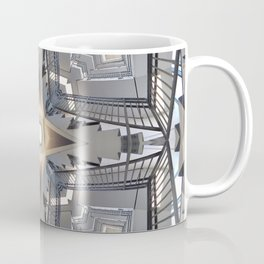 Structure of Stairs Coffee Mug