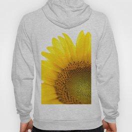 Sunflower Detail - Yellow Hoody