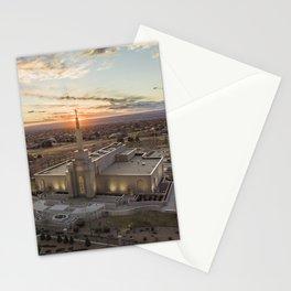 Albuquerque Temple Stationery Cards