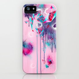 I Gave You Every Piece Of Me But You Could Never Love A Puzzle iPhone Case