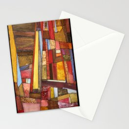 I Saw Red Stationery Cards