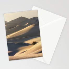 Mesquite Flat Sand Dunes Stationery Cards