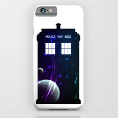Space in TARDIS iPhone 6s Slim Case