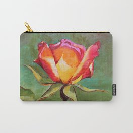 """""""Lonely Rose #1"""" Carry-All Pouch"""