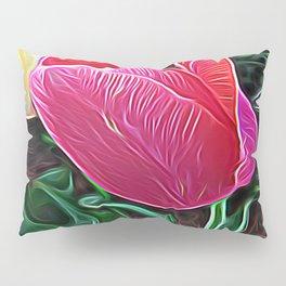 The Magenta Flower of Alchemy Pillow Sham